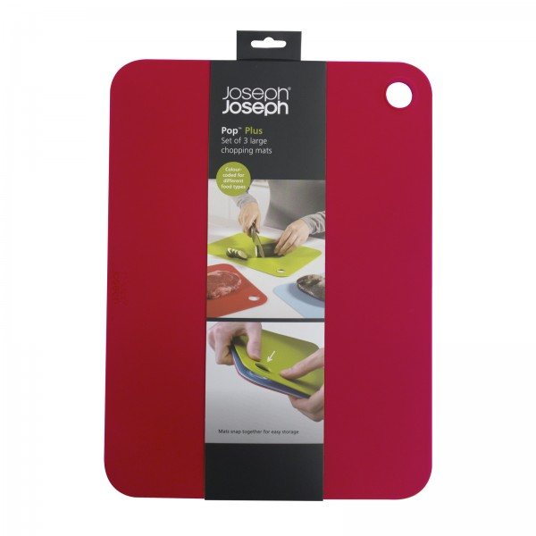 Pop Set of 3 Chopping Boards