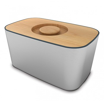 100 Collection Stainless Steel Bread Bin