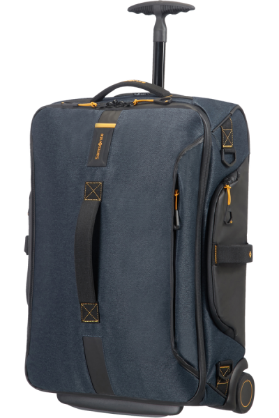 Paradiver Light 55cm Duffle with Wheels Jeans Blue