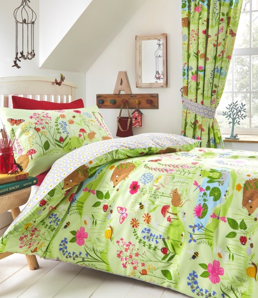 Bluebell Wood Duvet Cover Set