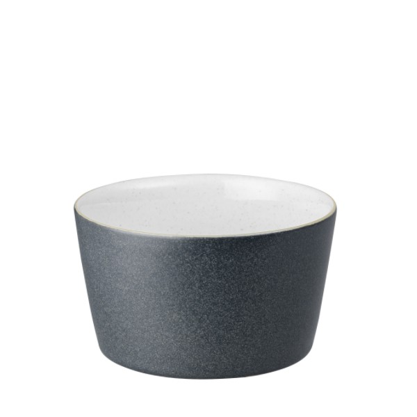 Impression Charcoal Blue Straight Small Bowl