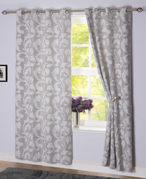 Rochelle Readymade Eyelet Curtains