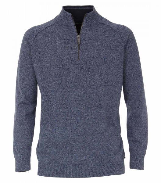 Plain Troyer 1/4 Zip Pullover
