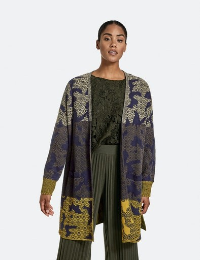 The Great Escape Long Cardigan