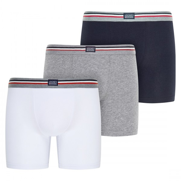 3 Pack Boxer Trunk