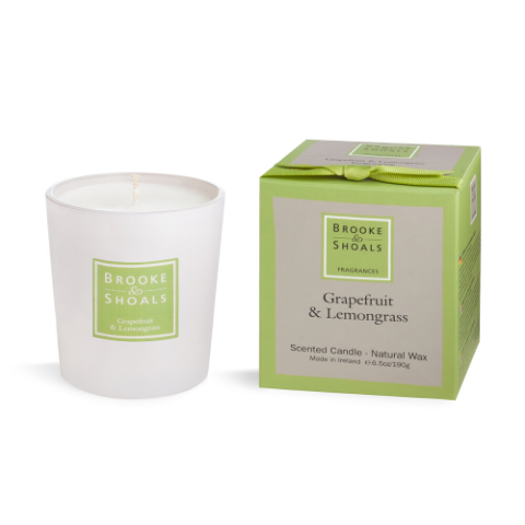 Candle - Grapefruit & Lemongrass