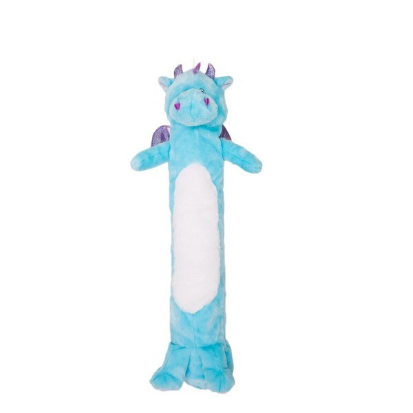 Childrens Long Hot Water Bottle Dragon