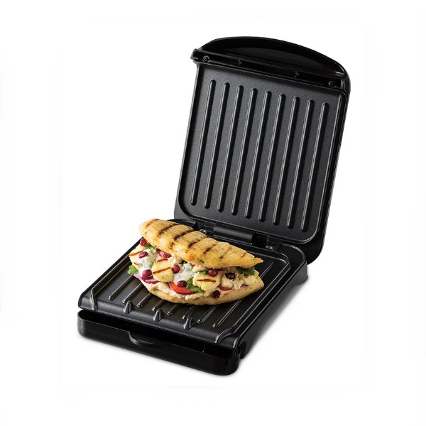 George Foreman Black Small Fit Grill