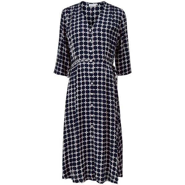 Nini 3/4 Sleeve Dress