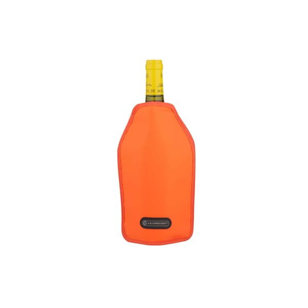 Le Creuset WA-126 Cooler Sleeve For 75CL Bottles Volcanic