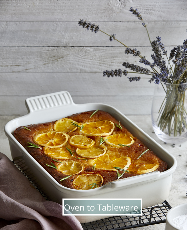 Le Creuset Oven to Tableware