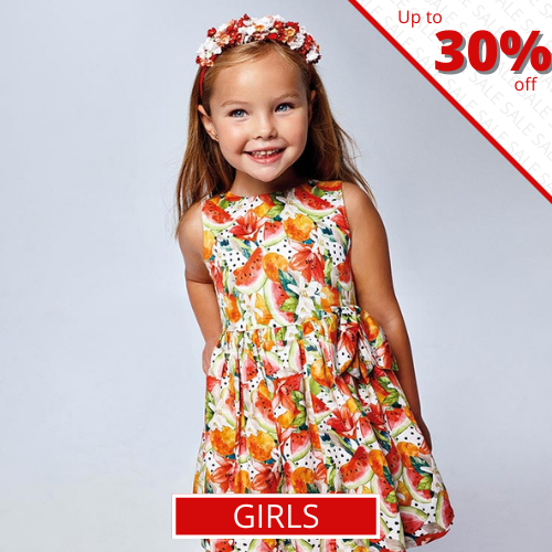 Girls - Up to 30% off