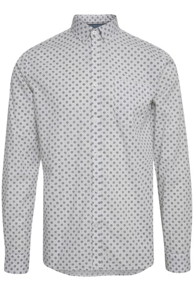 Reef Long Sleeve Print Shirt