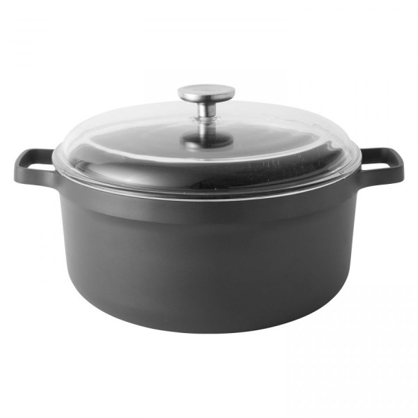 Gem 28cm Covered Stockpot