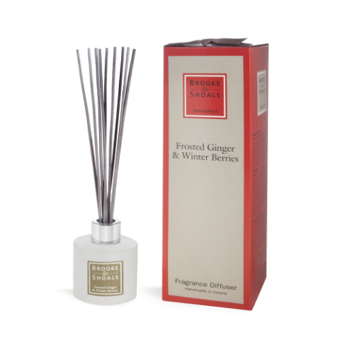 Reed Diffuser - Frosted Ginger & Winter Berries