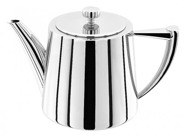 Art Deco Traditional Teapot - 0.6L/21oz