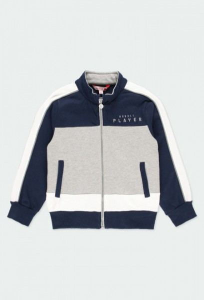 Fleece Zip Top