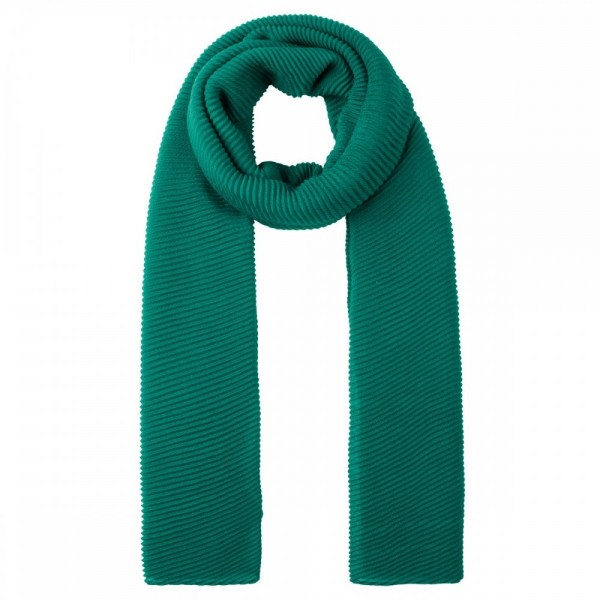 Pleated Scarf - 100% Recycled Polyester