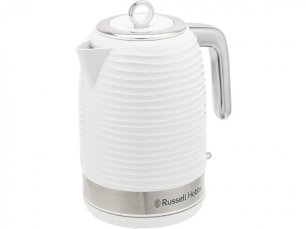 Russell Hobbs Inspire 1.7 Litre Electric Kettle - White