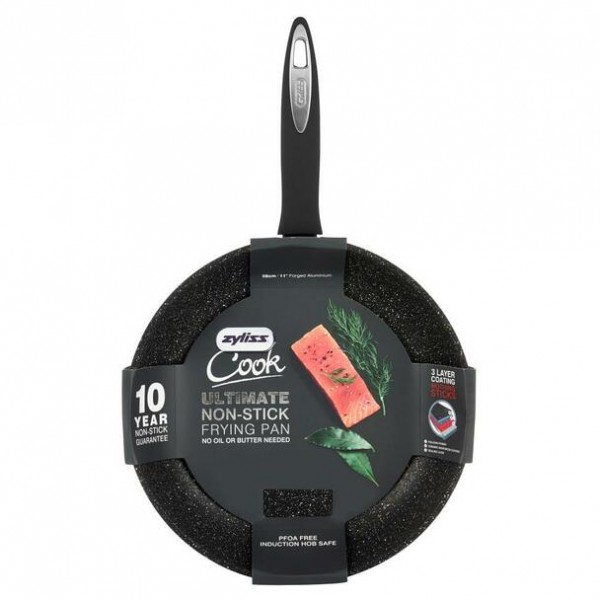 Zyliss Cook Twin Frying Pan Set