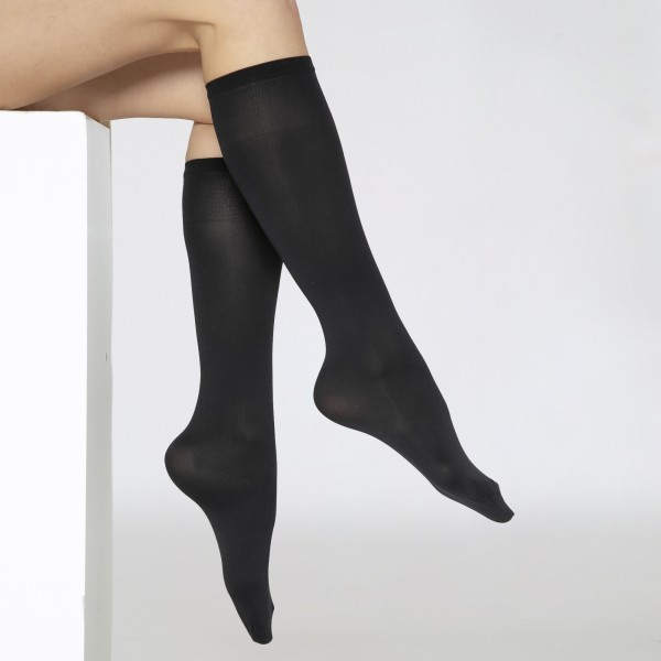 40d Knee Highs