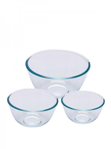3 Piece Bowl Set