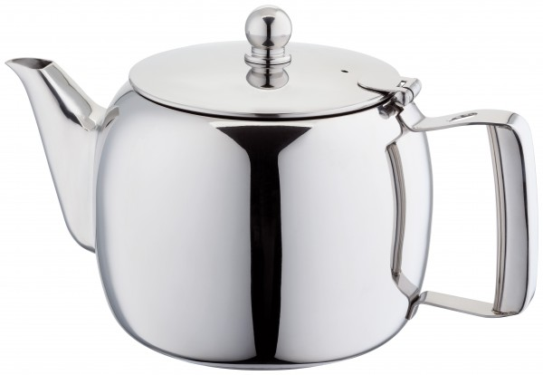 0.9L/4 Cup Stainless Steel Traditional Teapot