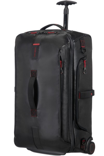 Paradiver Light 67cm Duffle with Wheels Black