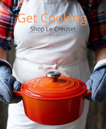 Get Cooking - Shop Le Creuset