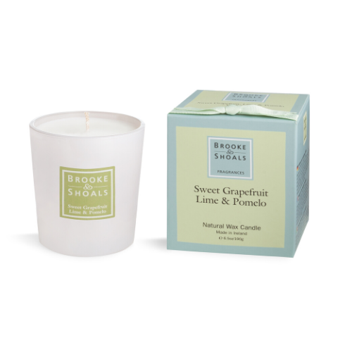 Candle - Sweet Grapefruit & Lime Pomelo