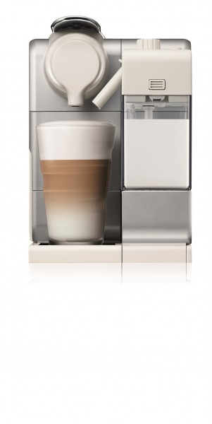Lattissima Touch Silver Coffee Machine
