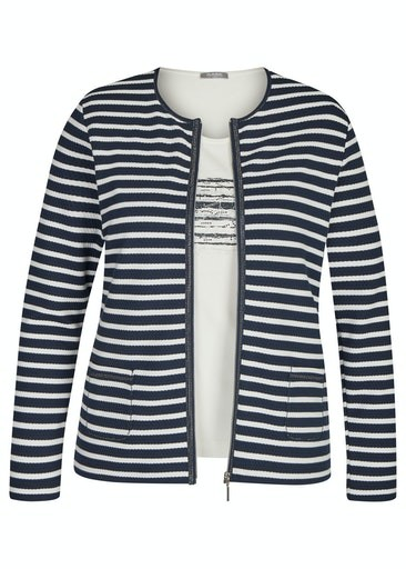 Elements Striped Twinset