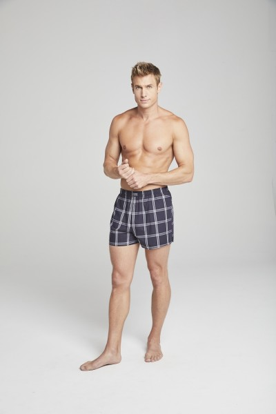 Just Squared Woven Boxer