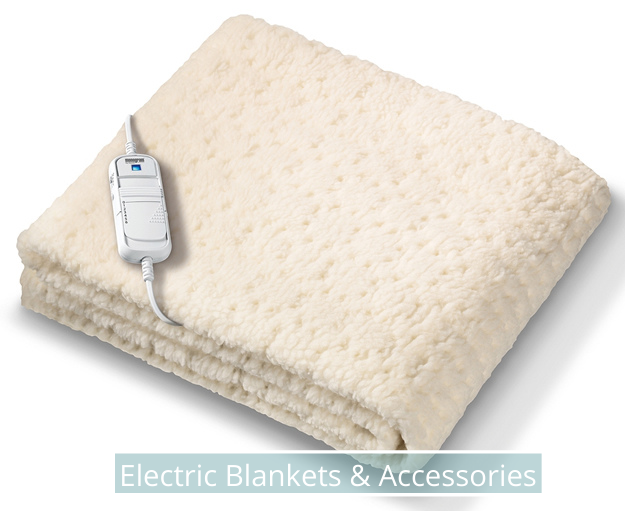 Electric Blankets & Accessories
