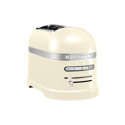 Artisan 2 Slice Toaster Almond Cream