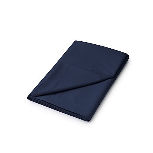 Helena Springfield Plain Dye Navy Standard Pillowcase