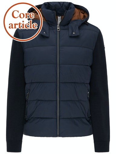 Hooded Downtouch Jacket
