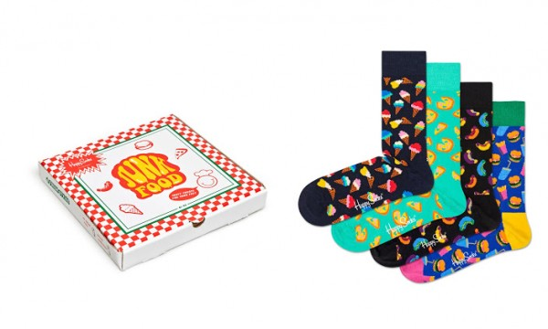 4 Pack Junkfood Gift Box