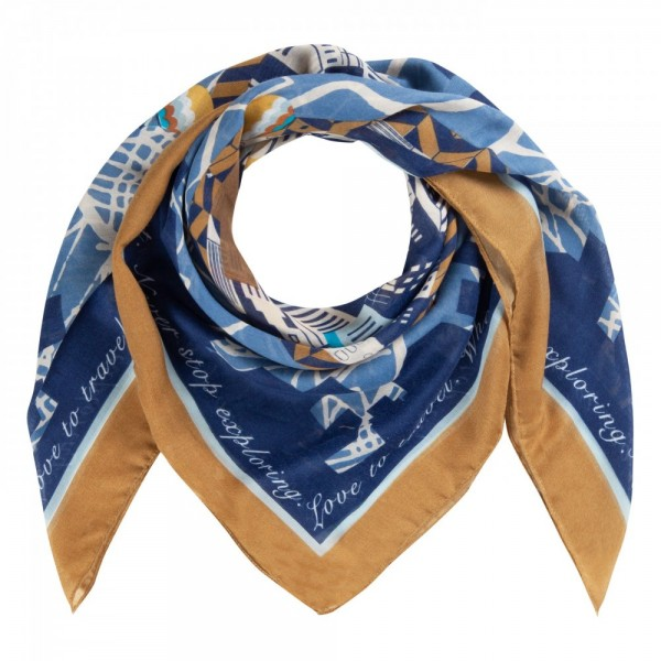 Love To Travel Scarf