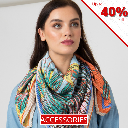 Accessories - Up to 40% off