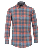 Check Leisure Long Sleeve Shirt