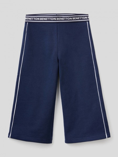 Girls Cropped Jogger