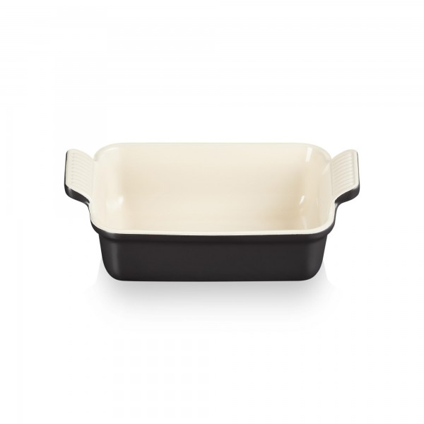 Deep Rectangular Dish 32cm
