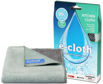 E-Cloth Kitchen Pack of 2 Cloths