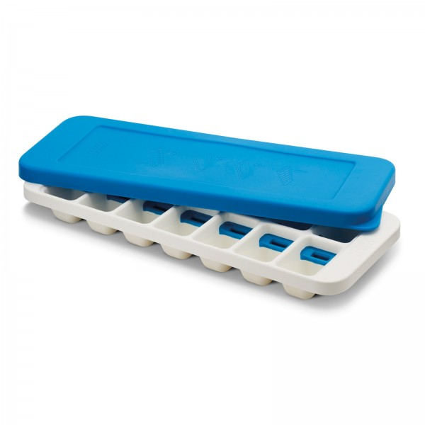 Quicksnap Plus Ice Cube Tray - Blue