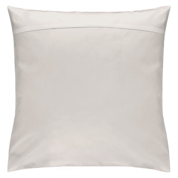 European Pillowcase Pair - Silver