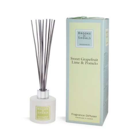 Reed Diffuser - Sweet Grapefruit & Lime Pomelo