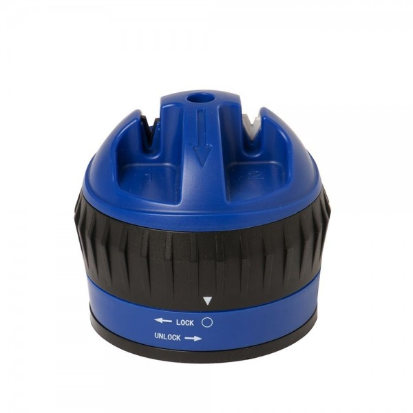 Pro Sharp Twist & Sharp Knife Sharpener Blue