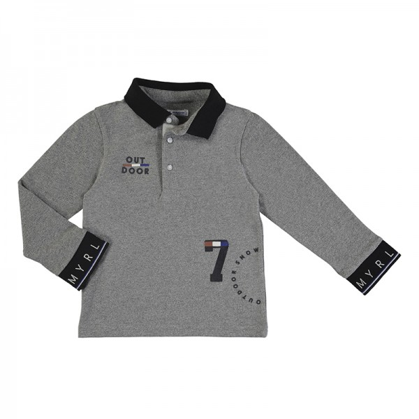 Long Sleeve Outdoor Polo