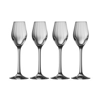 Galway Crystal Sherry/Liqueur Glasses Set Of 4